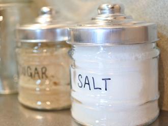 塩と調味料