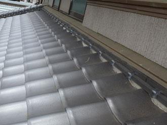 長生郡長柄町の屋根リフォーム|漆喰詰め増し補修|矢野様