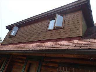 君津市 ログハウスの屋根工事006_R
