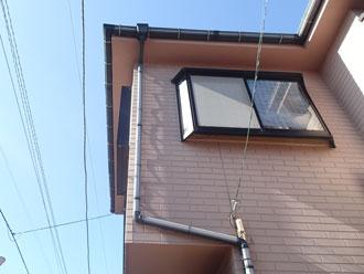 勝浦市 外壁面1