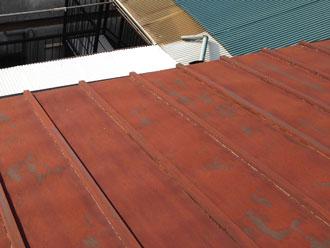 大多喜町 金属屋根