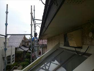 木更津市清見台 雨樋工事002_R