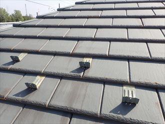 市原市の屋根外壁塗装工事|セメント瓦への塗装工事
