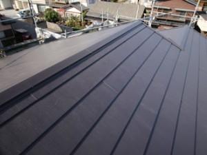 屋根補修後 屋根カバー工事