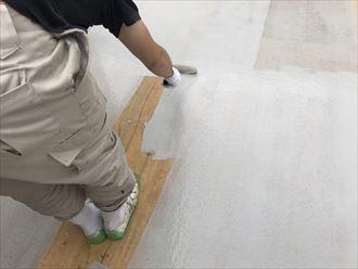 千葉市緑区 防水塗料塗布