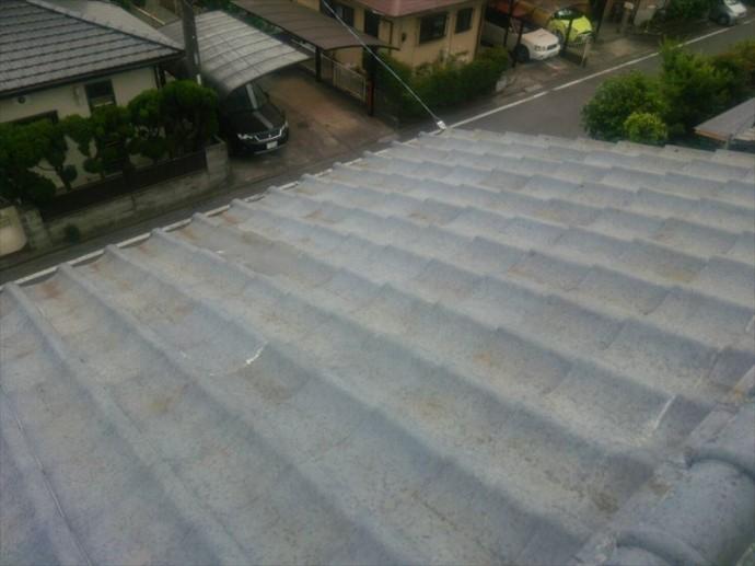 君津市 屋根葺き直し工事完了