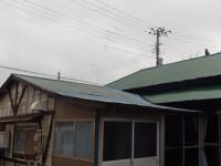 屋根工事前 雨漏り