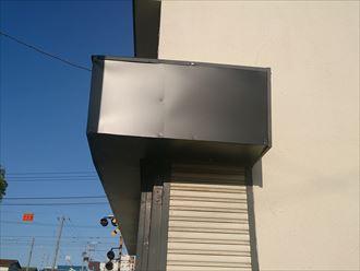木更津市 シャッターボックスの補修工事010_R