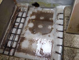 木更津市 ベランダ下の漏水010_R