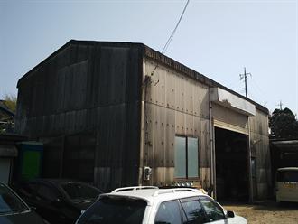 船橋市三咲の倉庫