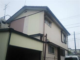 千葉市中央区星久喜町の屋根点検