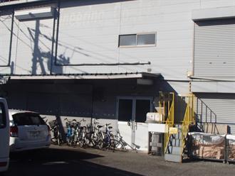 鎌ヶ谷市の工場