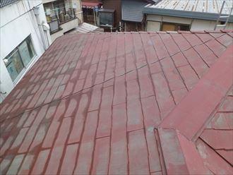 袖ヶ浦市でご依頼頂いた屋根リフォームで気づく雨樋のつまり