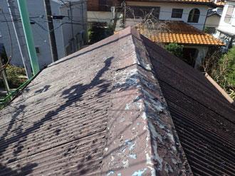 トタン屋根 補修