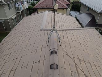 袖ヶ浦市の屋根調査