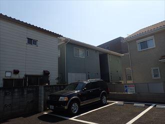 千葉市中央区のアパートでスレート屋根の調査報告です