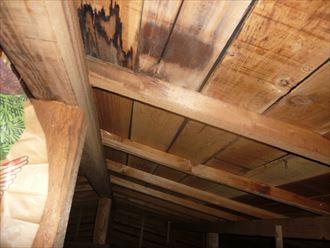 君津市 金属屋根の雨漏り調査003_R