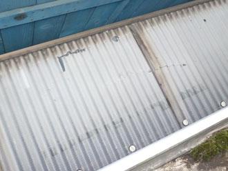 屋根補修 ビフォア