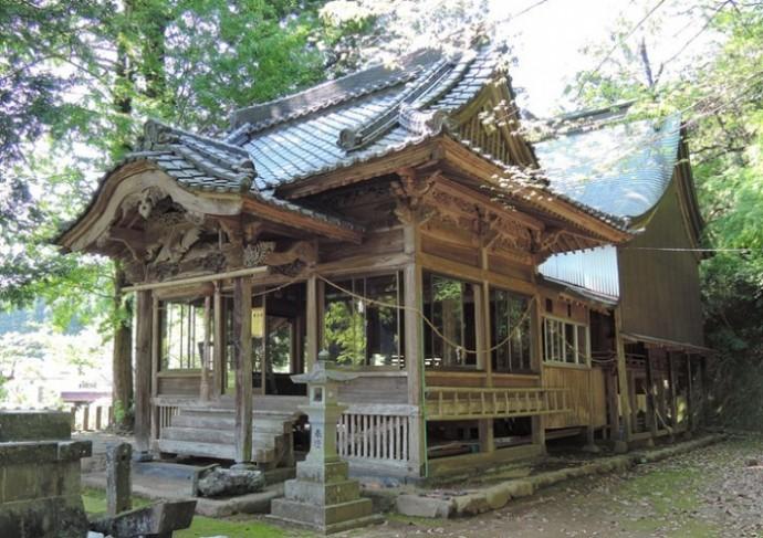 熊本大地震で被害をうけなかった建物
