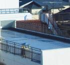 大型ビル・マンションの広い屋上
