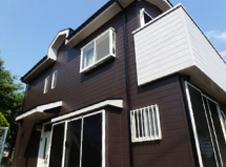 山武郡の屋根外壁塗装工事