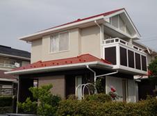 千葉市緑区の屋根外壁塗装工事