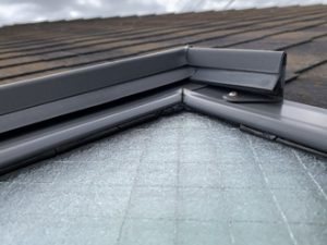 天窓のシーリング劣化