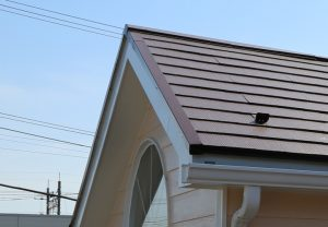 屋根の部位名ケラバ