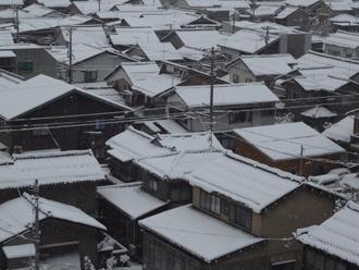 降雪量の多い地域