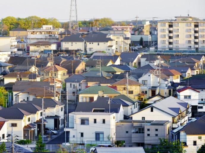 街で見かけるさまざまな屋根