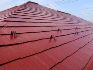 化粧スレート屋根