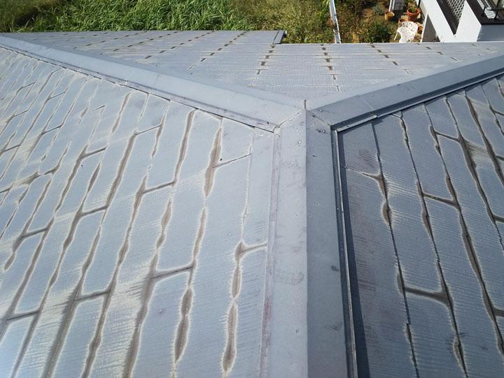 屋根塗装の劣化