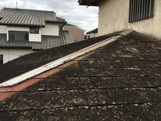塗装ではなく屋根カバー工事