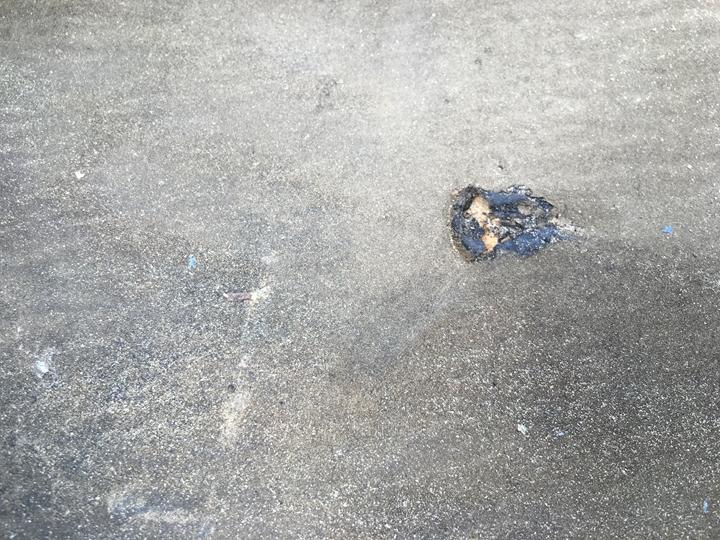 防水紙の穴あき、雨漏りの原因