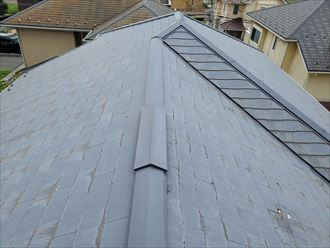 コロニアルNEOの屋根調査