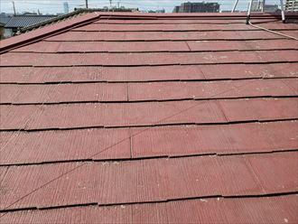 スレート屋根の塗膜の剥がれは防水性の低下や耐久性の低下に繋がります