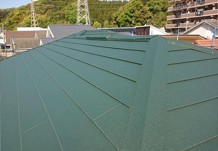 金属屋根を徹底比較 ガルバリウム鋼板の屋根