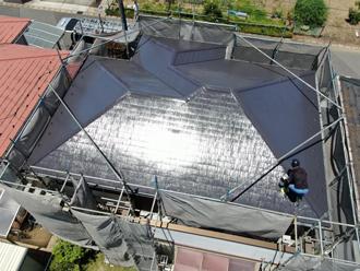 屋根面積は屋根塗装を行う上で重要です