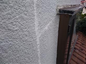 モルタル外壁のクラックには変成シリコン系シーリング材が最適