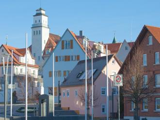 ドイツの街並