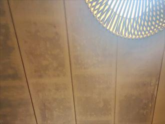 船橋市習志野台にて天井から雨漏り
