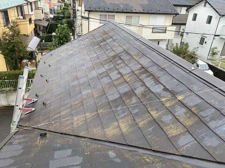 屋根塗装工事が必要
