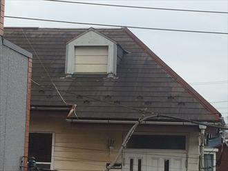 急勾配屋根