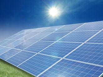 太陽光パネル設置   片流れ屋根