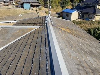 パミール屋根の調査