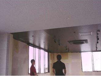 3F北西の天井