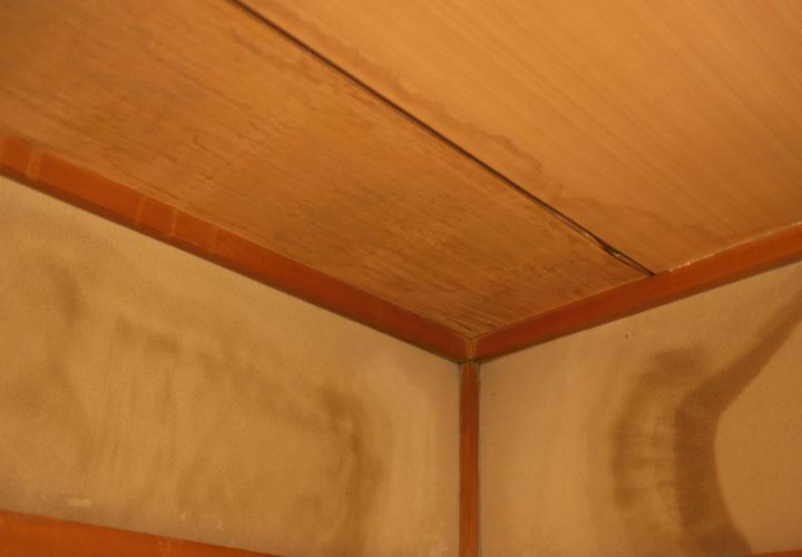 天井から水滴が垂れる原因とは?雨漏りと結露の判別方法