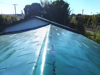 屋根リフォームを検討している邸宅