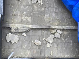 屋根下地の確認