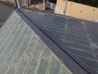 樹脂製タフモック貫板を設置